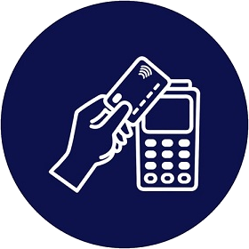Contactless payment policy